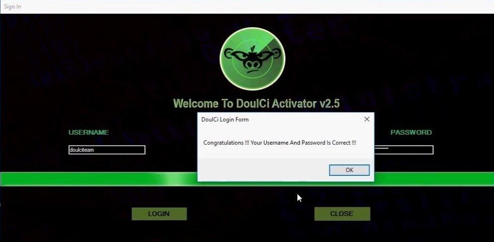 doulci icloud unlocking tool