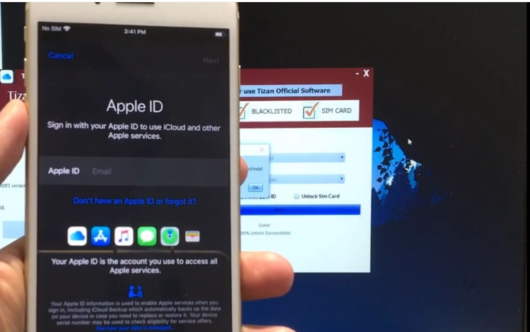 How To Delete an iCloud Account if you don't know the Password
