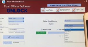 removing icloud account from iphone without password